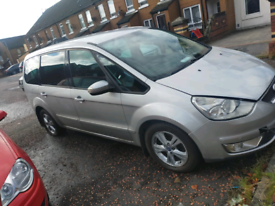 Ford galaxy breaking