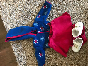 Miscellaneous American Girl clothing- full outfits