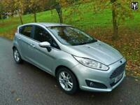 2014 (64) FORD FIESTA ZETEC 1.0 ECOBOOST GENUINE 56K MILES (ONE FORMER KEEPER)