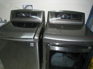 LG High efficiency washer dryer