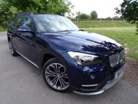 2014 BMW X1 xDrive 25d xLine 5dr Step Auto 18in Blade Alloys! PDC! 5 door Es...