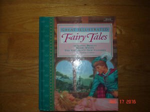 GREAT ILLUSTRATED FAIRY TALES - BRAND NEW