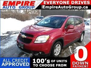2012 CHEVROLET ORLANDO LT * POWER GROUP * BLUETOOTH * LOW KM