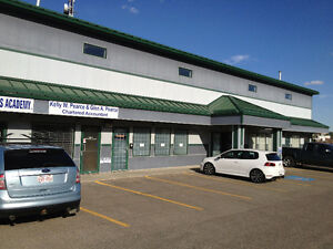 Sherwood Park Warehouse/Office Condo for Sale