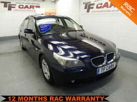 BMW 530 3.0TD 2003MY d SE - FINANCE FROM ONLY £26 PER WEEK!