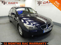2004 BMW 530 3.0TD iDrive d SE - FINANCE FROM ONLY £26 PER WEEK!