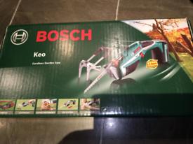 Bosch garden saw