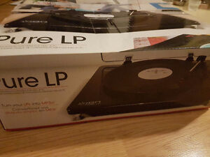 Pure LP Turntable/Record player