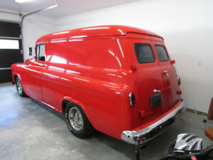 "1958 Chevrolet Panel Truck  ""  California Custom """