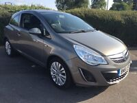 Vauxhall Corsa Excite AC, 61 plate