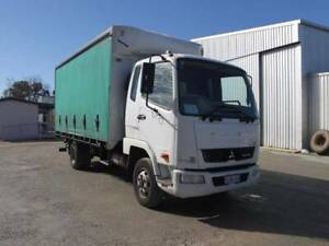 2012 Mitusbishi Fuso Curtainsider, Stock 1015 Kenwick Gosnells Area Preview