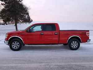2010 Ford F-150 XTR Crew Cab 4x4 only $9700