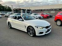 2017 BMW 4 Series 435d xDrive M Sport 2dr Auto [Professional Media] CONVERTIBLE