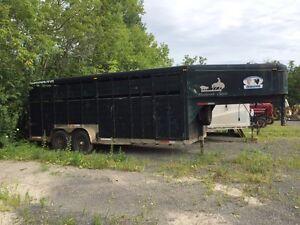 Stock trailer ou 4sland