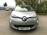 2016 Renault Zoe 65kW Expression Nav 22kWh 5dr Auto HATCHBACK Electric Automatic