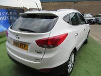 2013 Hyundai ix35 2.0 CRDi 16v Premium SUV 4WD 5dr