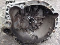 Renault Clio gearbox
