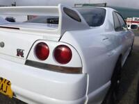 Nissan Skyline GTR V-Spec an Appreciating Classic