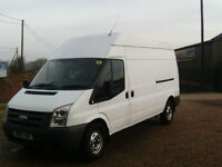 Ford Transit 2.4TDCi Duratorq ( 115PS ) 350LWB HIGH ROOF 6SPPED 2010