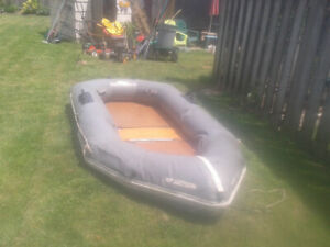 Red Seal Hard bottom Dingy - 5 person