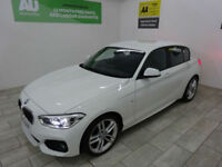 2015,BMW 120 2.0TD 190bhp M Sport***BUY FOR ONLY £67 PER WEEK***