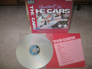 Cars-Heartbeat City-Japanese Laser Disc + bonus laserdisc