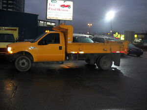1999 Ford F-450 Dompeur Camionnette