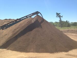 SALE for July topsoil river rock