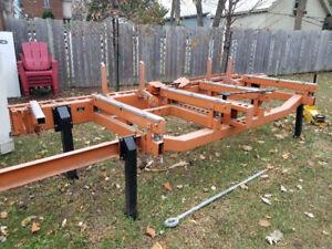 Woodmizer rallonge 10 pieds pour lt 35 lt 40 lt 50 lt 70