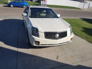 2006 Cadillac CTS, 3.6L V6, fully loaded, no accidents