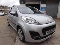 Peugeot 107 1.0 12v ( 68bhp ) 2012 Active £20 A YEAR TAX! DRIVE AWAY TODAY!
