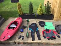 Wavesport Big EZ Kayak