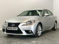 2014 Lexus IS 300h Executive Edition 4dr CVT Auto Saloon Saloon Petrol/Electric
