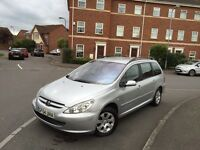 Peugeout 307 hdi long mot