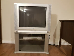 TV/TV Stand/DVD player