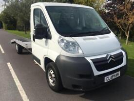 2013 CITROEN RELAY 3.5 KFS RECOVERY CAR TRANSPORTER