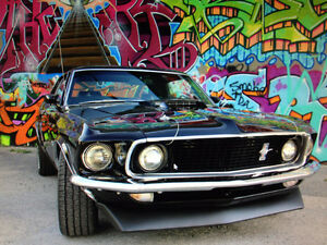 1969 Mustang Coupe