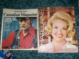 Vintage magazines, J F Kennedy books London Ontario image 5