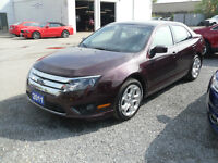 2011 Ford Fusion SE Sedan WITH ONLY 64KMS!