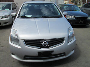 2010 Sentra 118km only,one owner,serviced at Nissan
