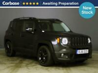 2016 JEEP RENEGADE 1.6 Multijet Dawn Of Justice 5dr SUV 5 Seats