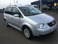 2006 Volkswagen Touran 1.9 TDI , mot - March 2019 ,only 67,000 miles ,galaxy,
