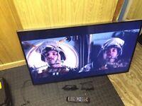 "Samsung 40"" Smart 3D LED Tv bbc iplayer"