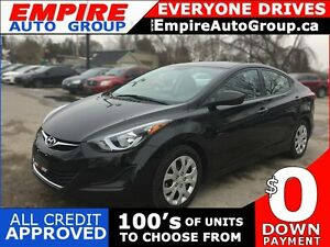 2015 HYUNDAI ELANTRA POWER GROUP * LOW KM * LIKE NEW