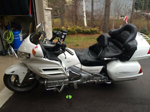 Well maintained Goldwing