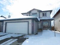 Fully finished 2 Storey in Morinville-Gorgeous Yard!