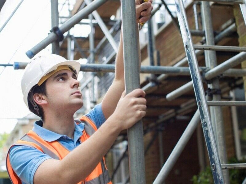 Experienced scaffolder wanted