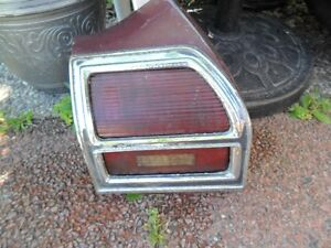 69 chevelle tail light and bezels