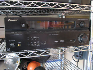 SX217 stereo receiver w phono 860 Watt Home Theater