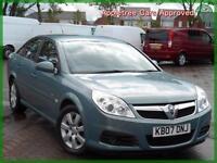 2007 (07) Vauxhall Vectra 1.9CDTi 16v 150 Bhp Design Automatic
